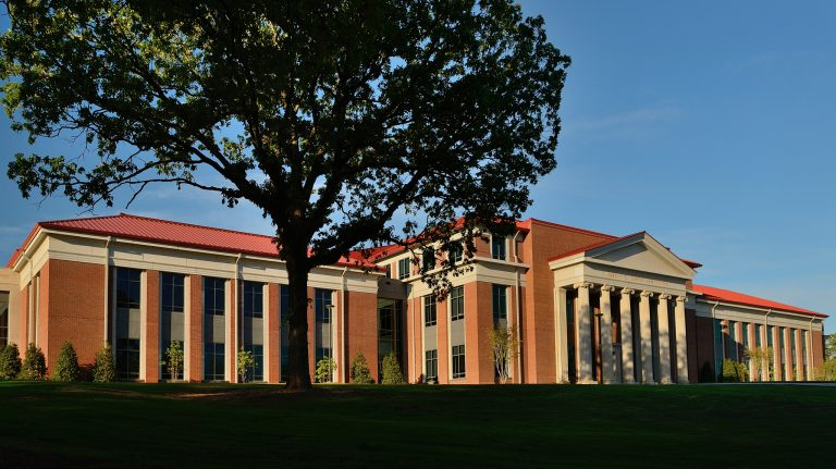 The University of Mississippi School of Law